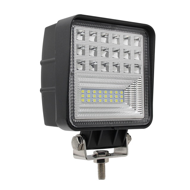 Truck Flood Square LED Arbeitsleuchte 953B 63W
